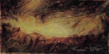 Bagliore primigenio mimetico, 1993