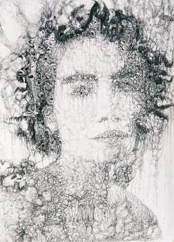 Amante mineralizzata, 1992