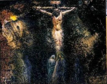 Crocifissione, 2004