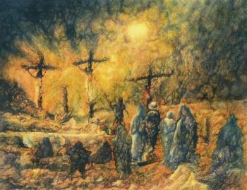 Crocifissione, 1994-96
